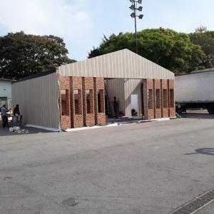 Construção de stands em sp